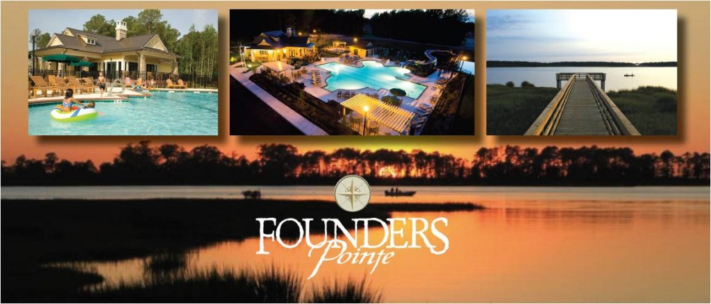 Founders Pointe features resort style amenities
