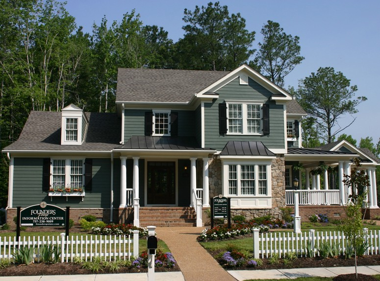 Sasser Construction 2010 Southern Living Builder Member Of