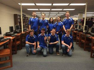 Packer scholastic bowl