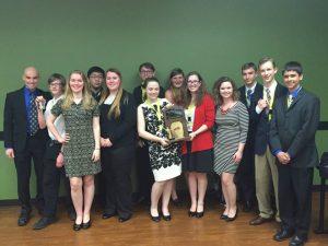 SMHS Debate team