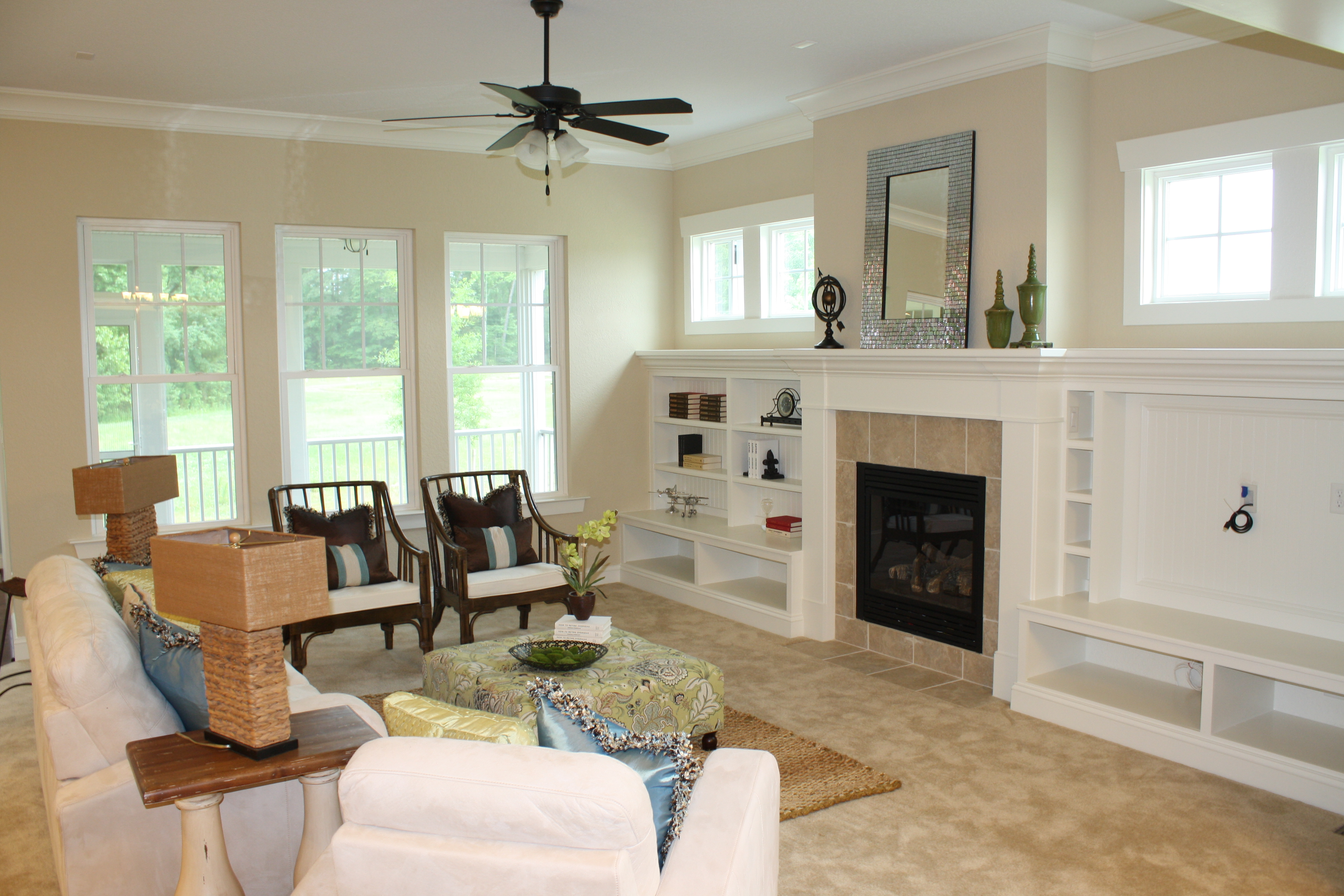 Interior Design Homes Our New Site Featuring The Best In: New Coastal Cottage Model Home By