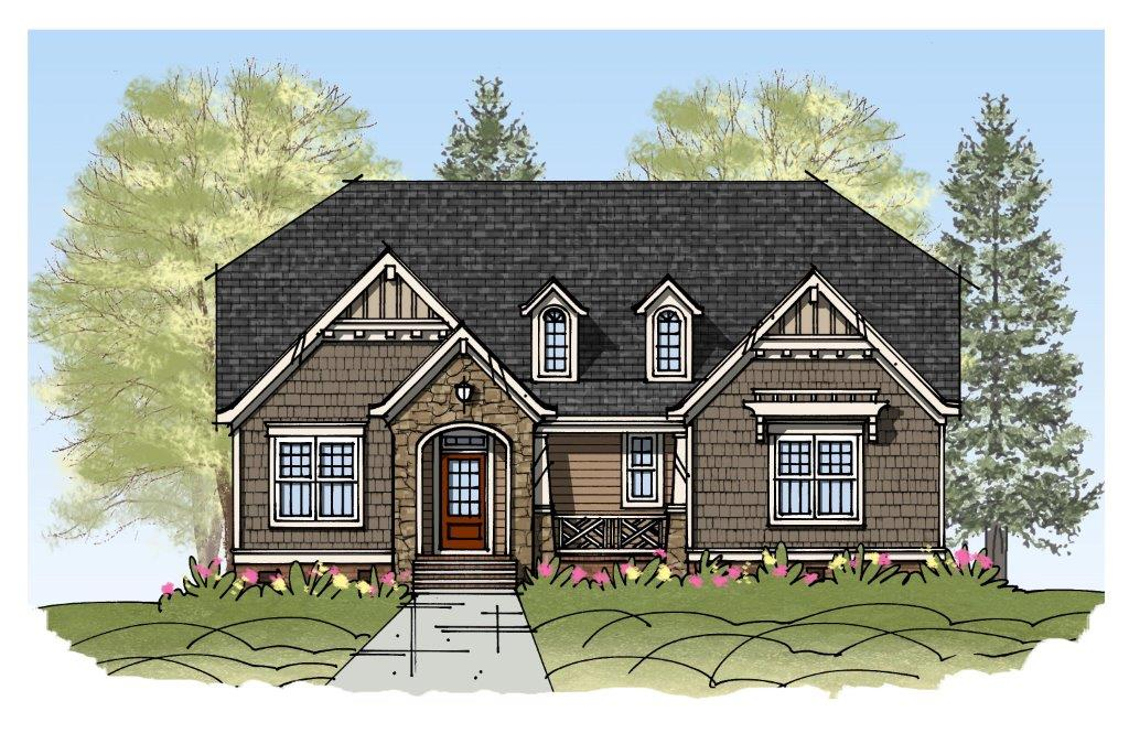 New Craftsman Cottage Homes By Sasser Construction In