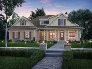 Birdsong Builders Parade of Homes plan