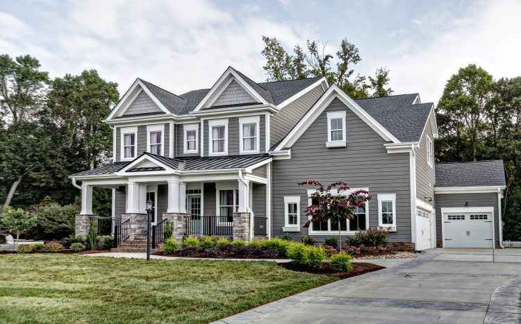 Top 10 design trends in new homes today founders pointe for New home construction trends