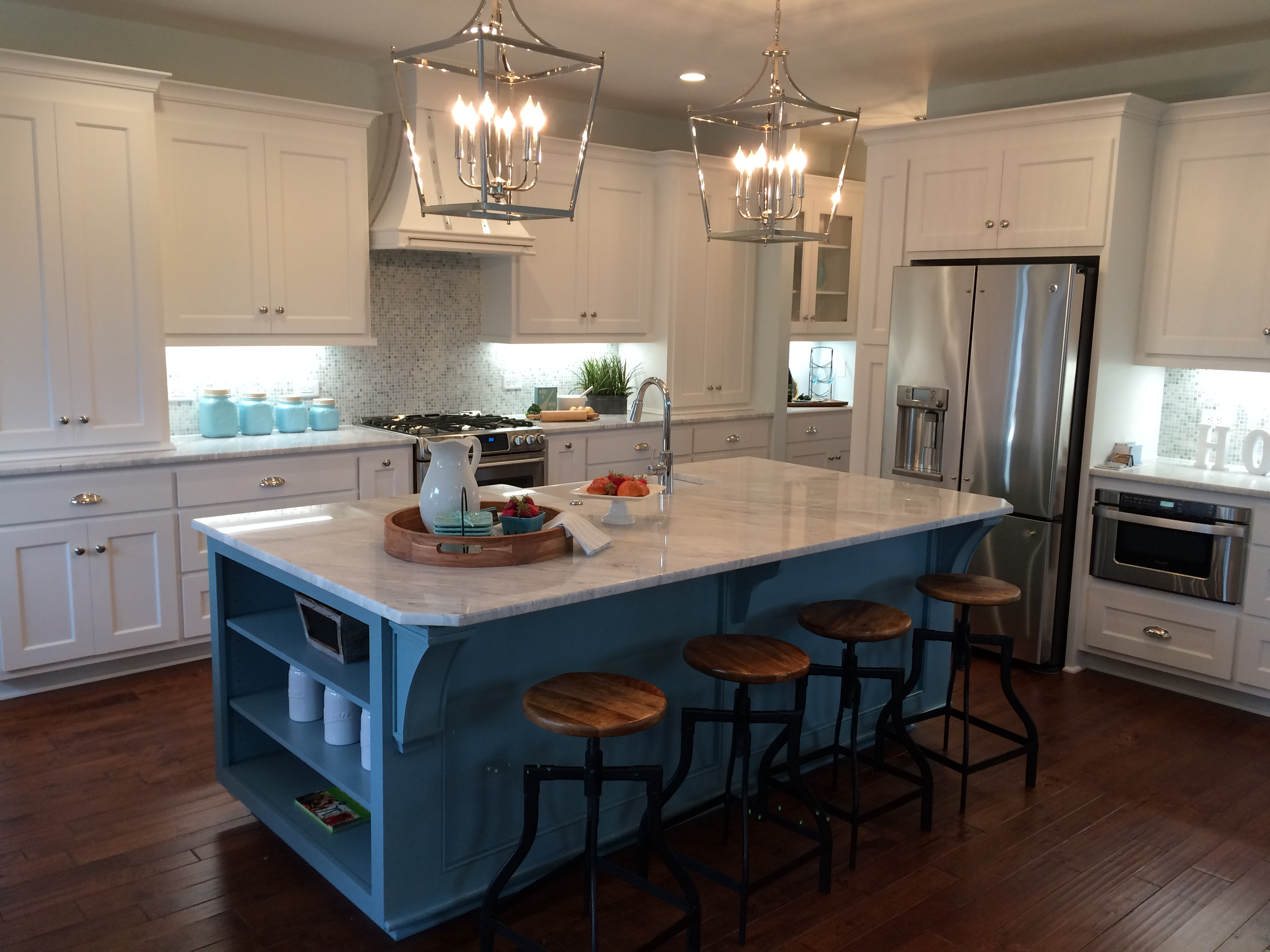 Founders Pointe TV mercial Helps to Promote the Parade of Homes