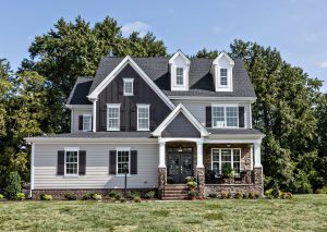The STONECREST by Saybrook Homes