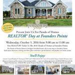 REALTOR® Day at the Parade of Homes